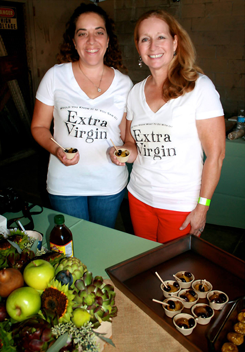 Laura & Mary: The Two Extra Virgins